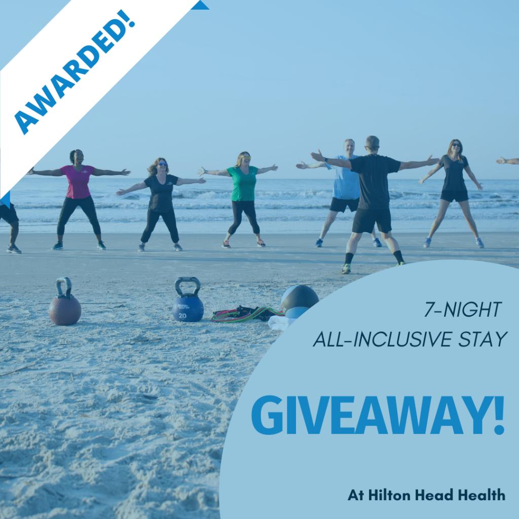 hilton head health giveaway thumbnail