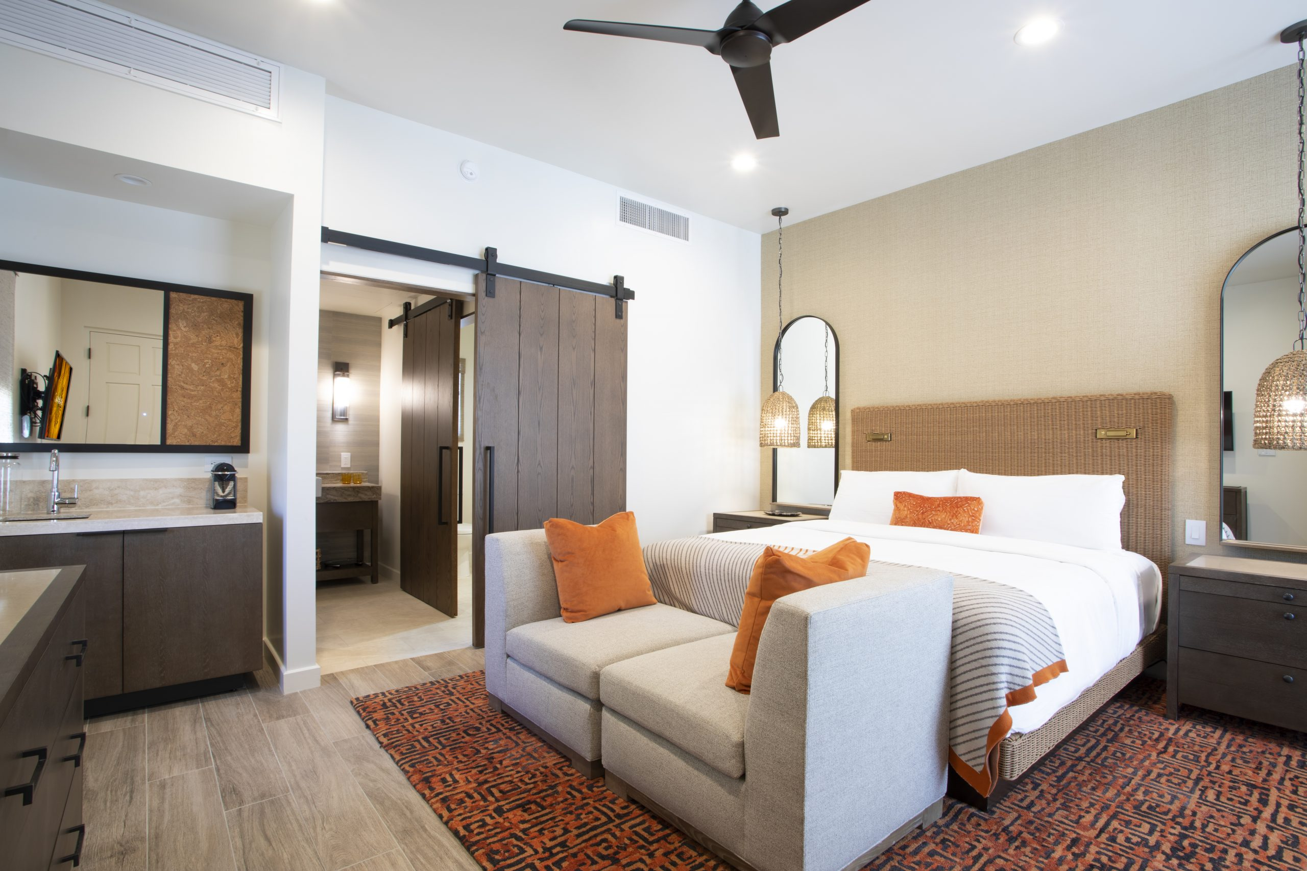 Canyon Ranch Tucson Deluxe Suite