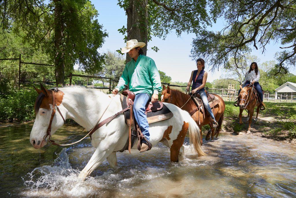 Horse Riding Miraval Arizona