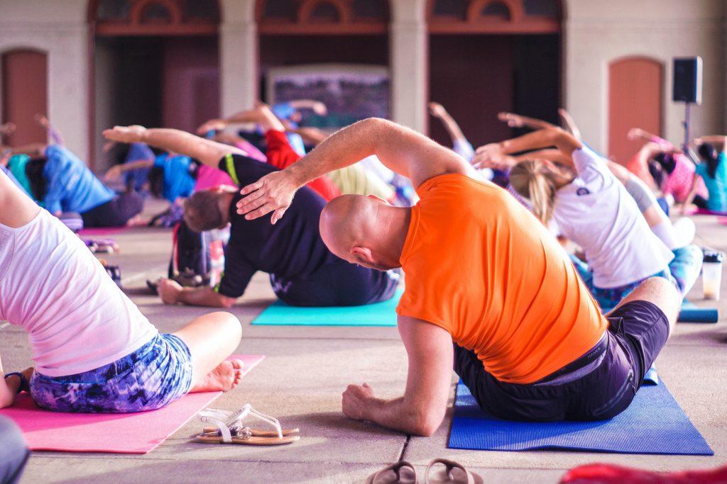 yoga community - are yoga retreats worth it - unsplash