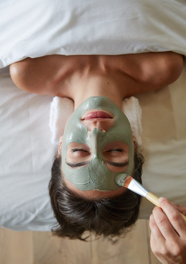 shou sugi ban house spa facial - best wellness resorts and retreats in new york