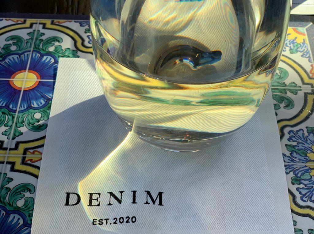 Wine at Denim