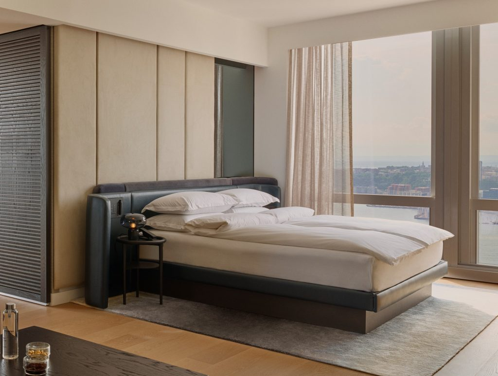 Equinox Hotel New York City Hudson Yards