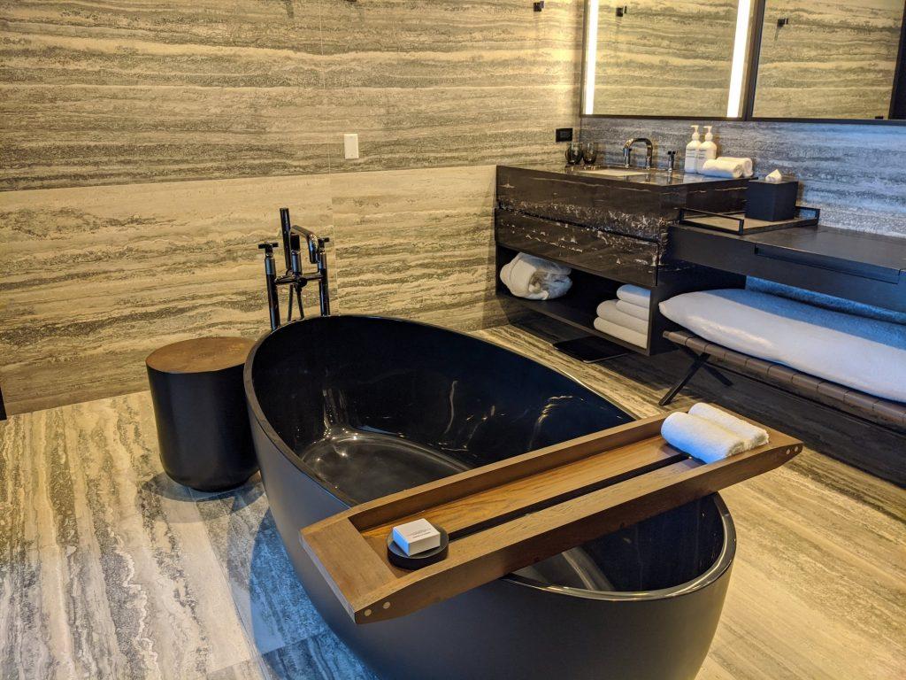 Equinox Hudson Yards NYC Suite Bathroom