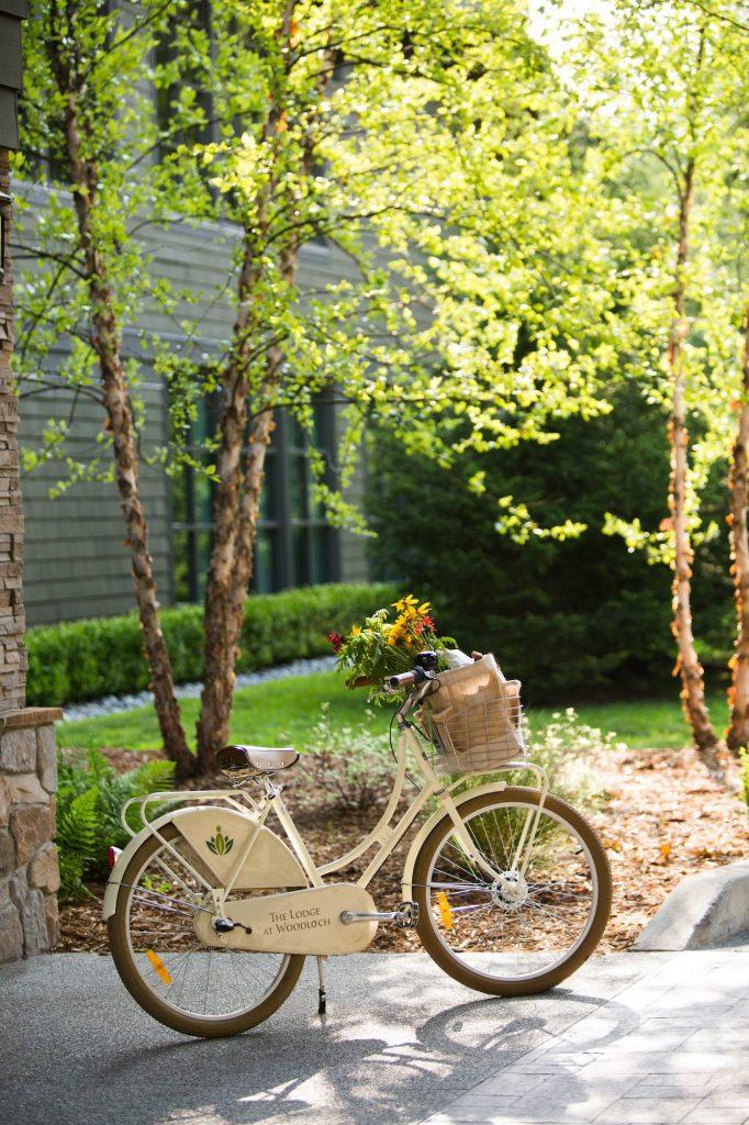 The Lodge at Woodloch Bike Cruiser
