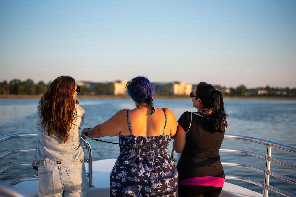 Boat Cruise at Hilton Head Health