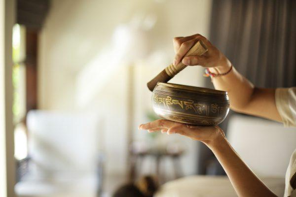 spiritual healing through sound