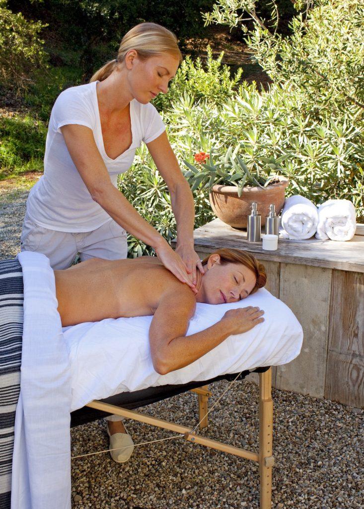 Massage at The Ranch Malibu