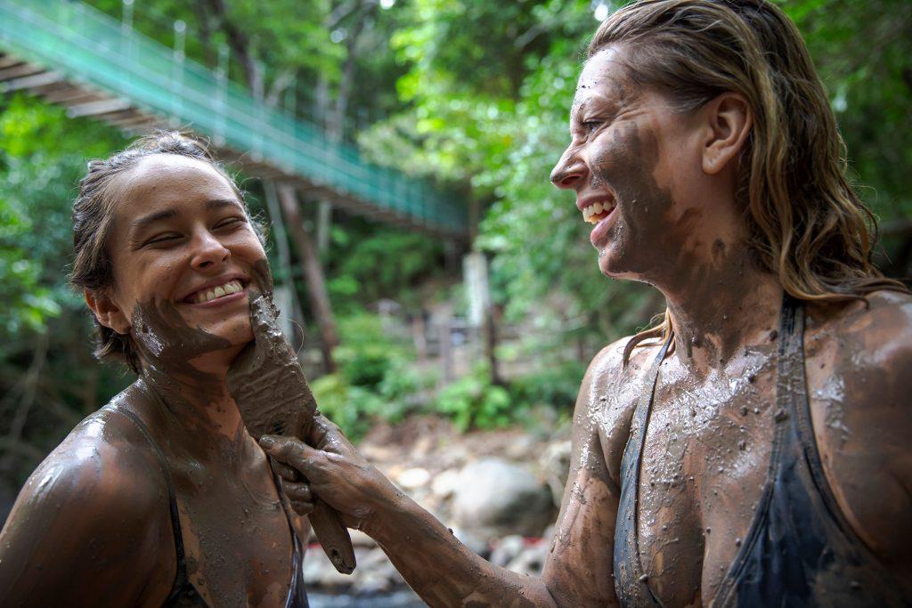 Rincon de la Vieja Mud Bath