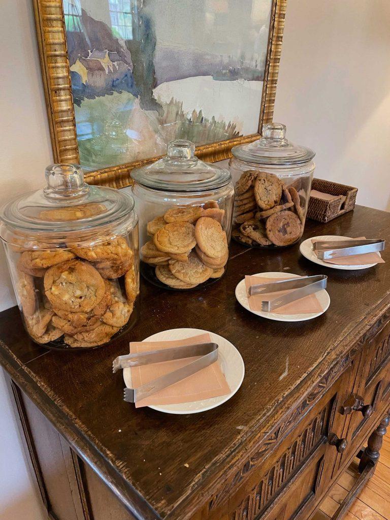 Half-Mile Farm Cookies