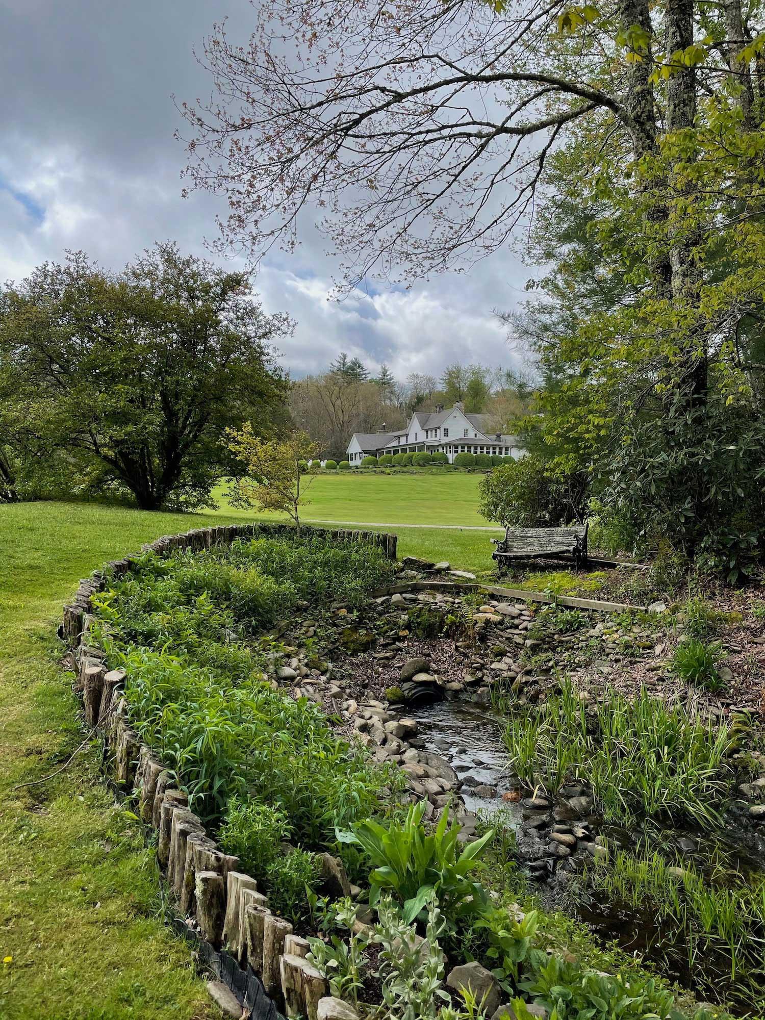 Half-Mile Farm Garden