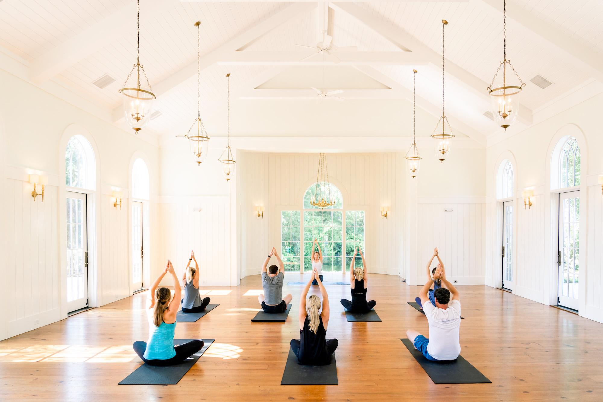 Montage Palmetto Bluff Yoga