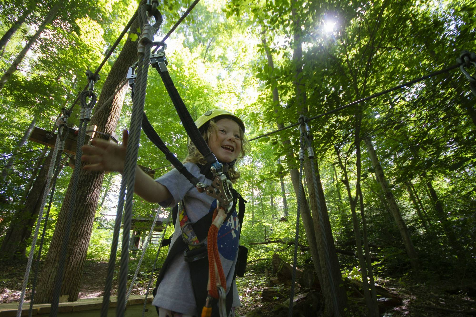 Adventures on the Gorge adventure vacation