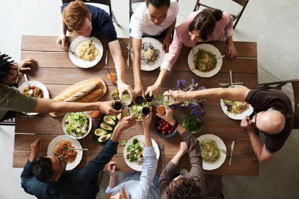 primal diet dinner gathering