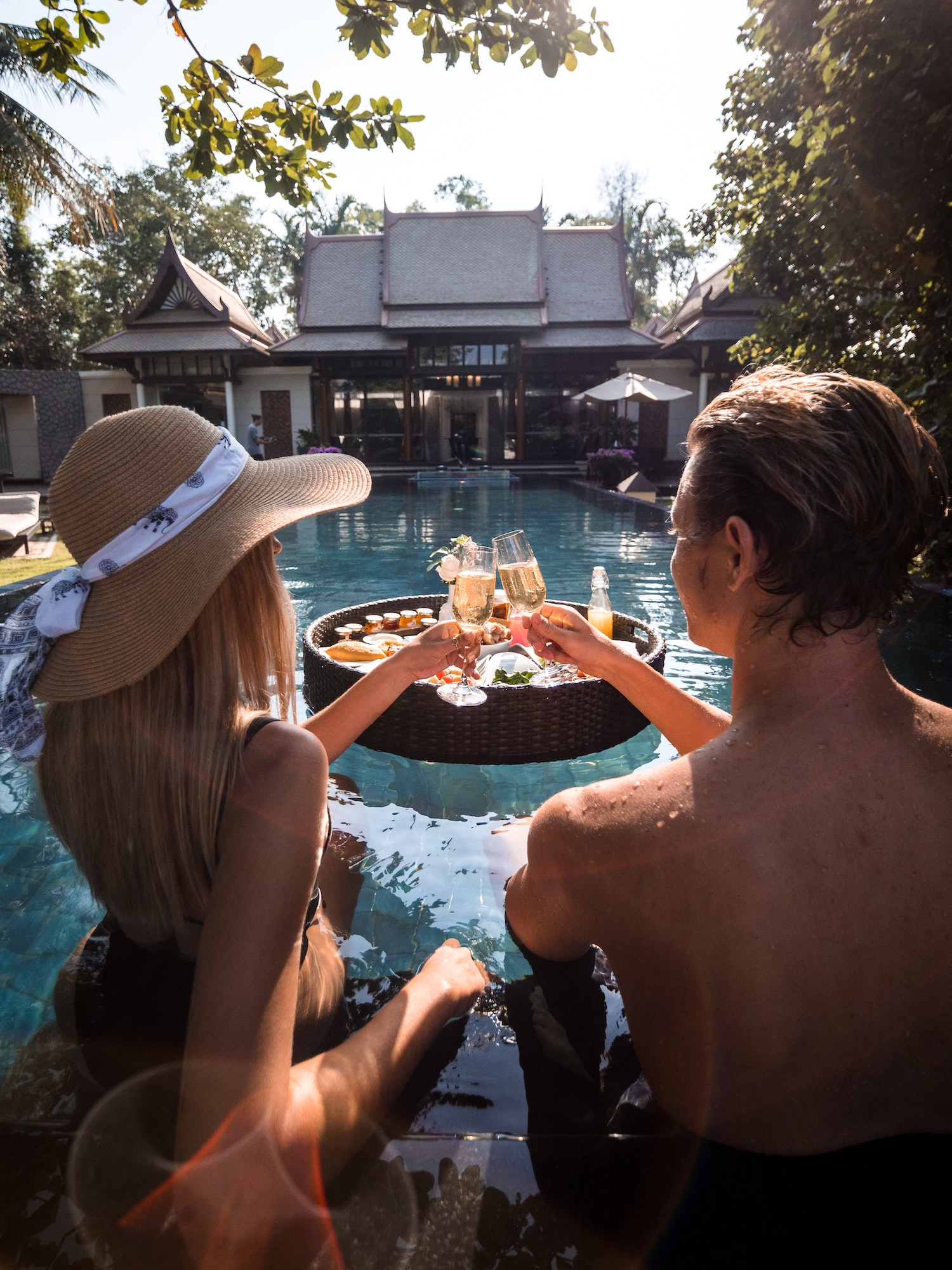 luxury couples vacation