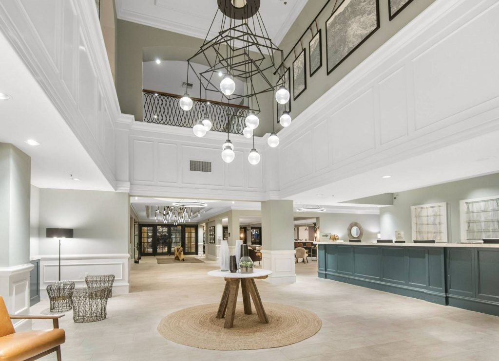 Miramonte Indian Wells Lobby