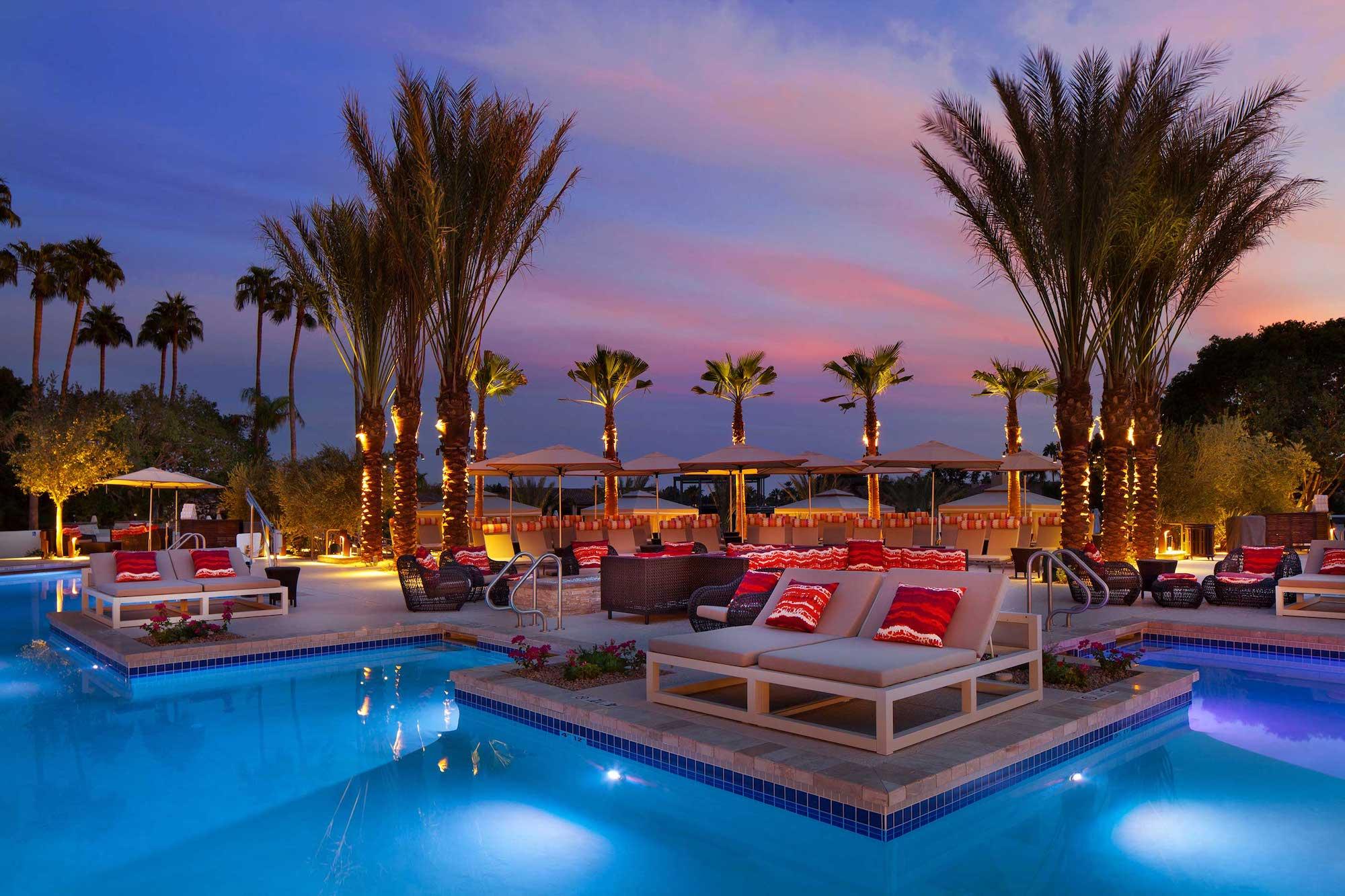 The Phoenician Pool