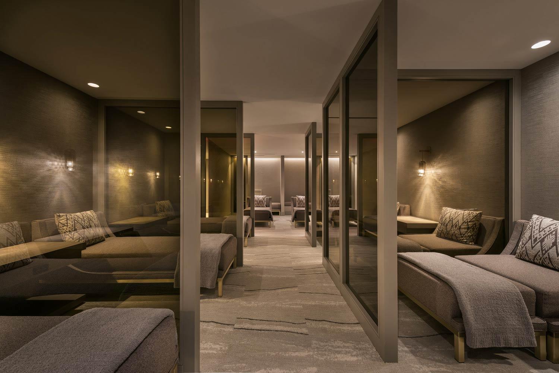 The Phoenician Spa Lounge