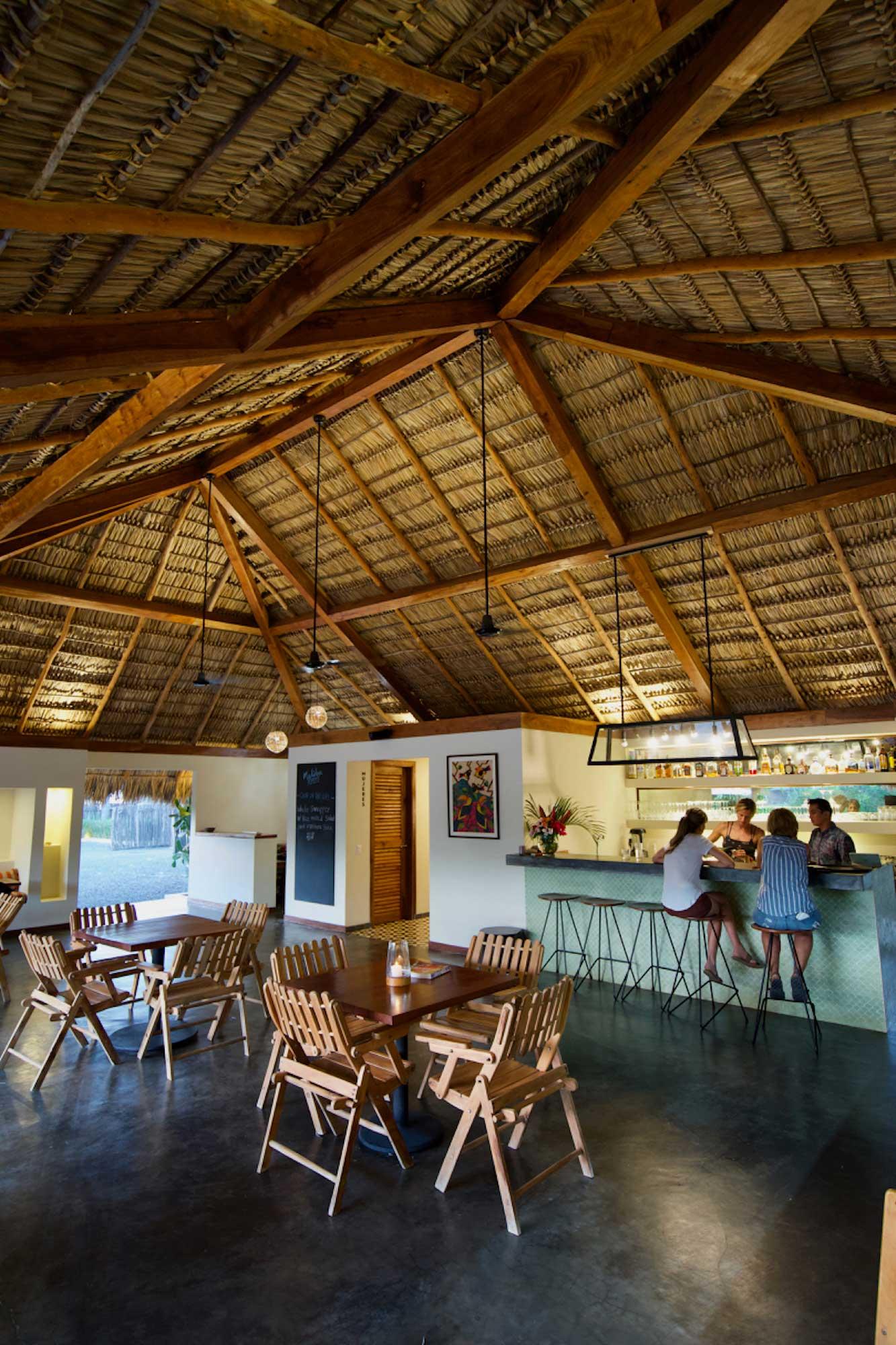 Malibu Popoyo Nicaragua Dining