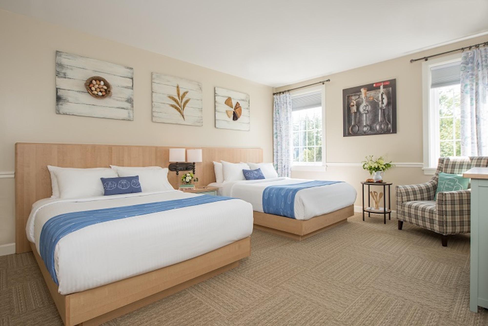 The Essex Resort Suite