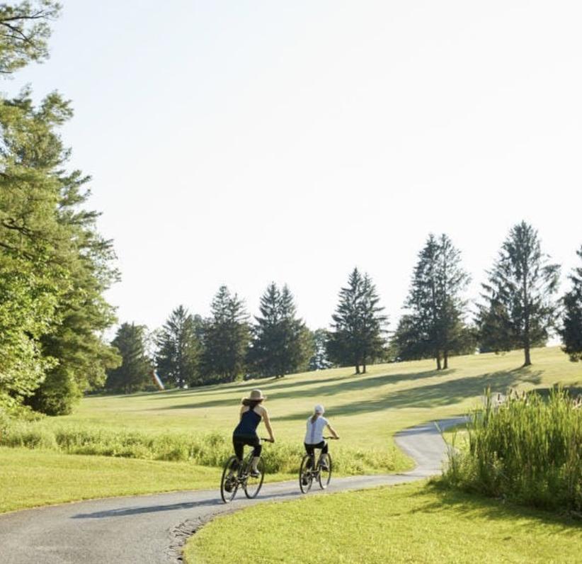Miraval Berkshires Cycling