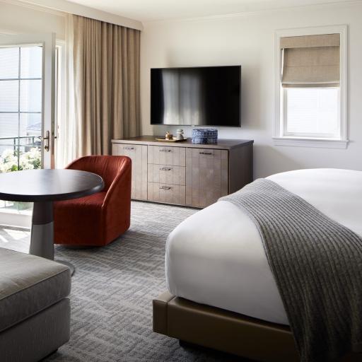Miraval Berkshires Guest Room