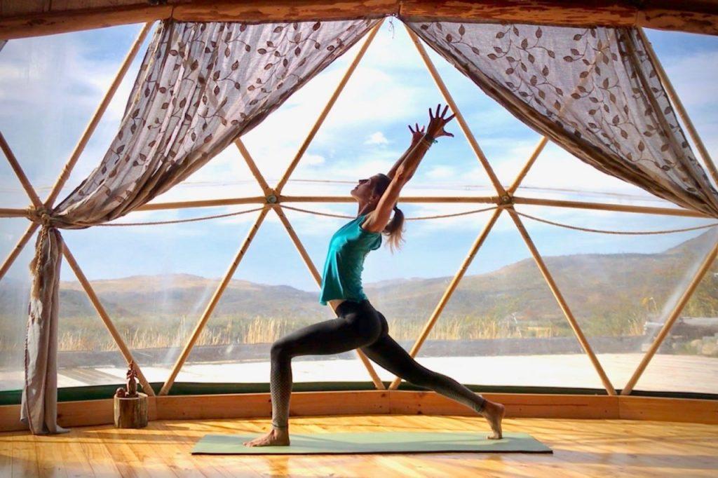 Vajra Sol Retreats Yoga