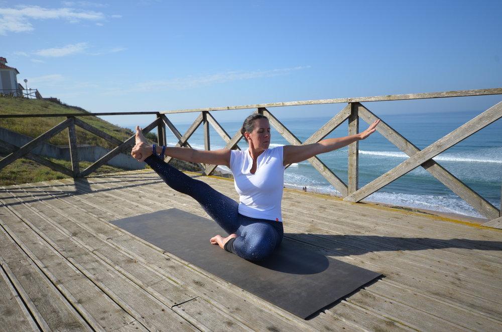 Vitality Wellbeing Retreat Yoga