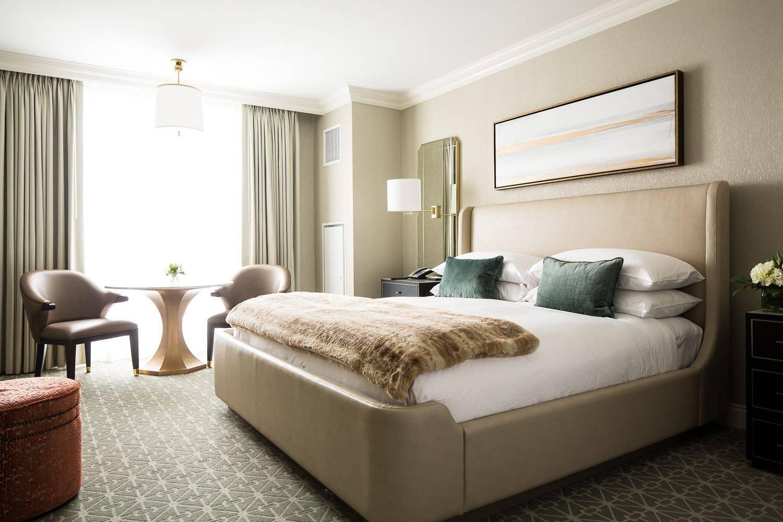 Delamar West Hartford King Suite