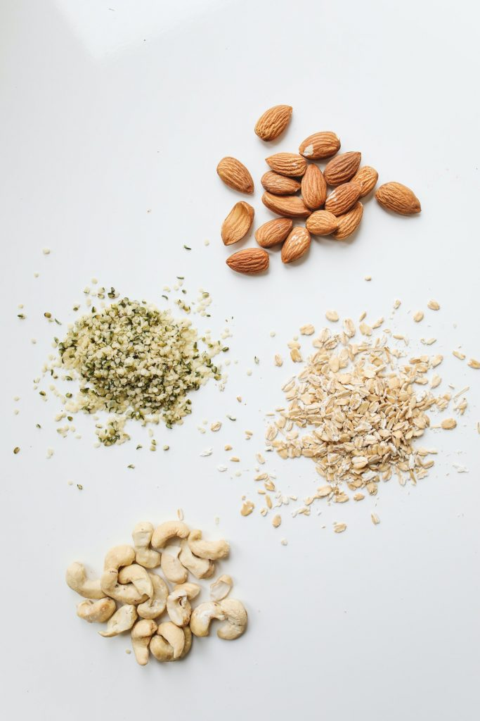 Nuts and seeds are good for the brain
