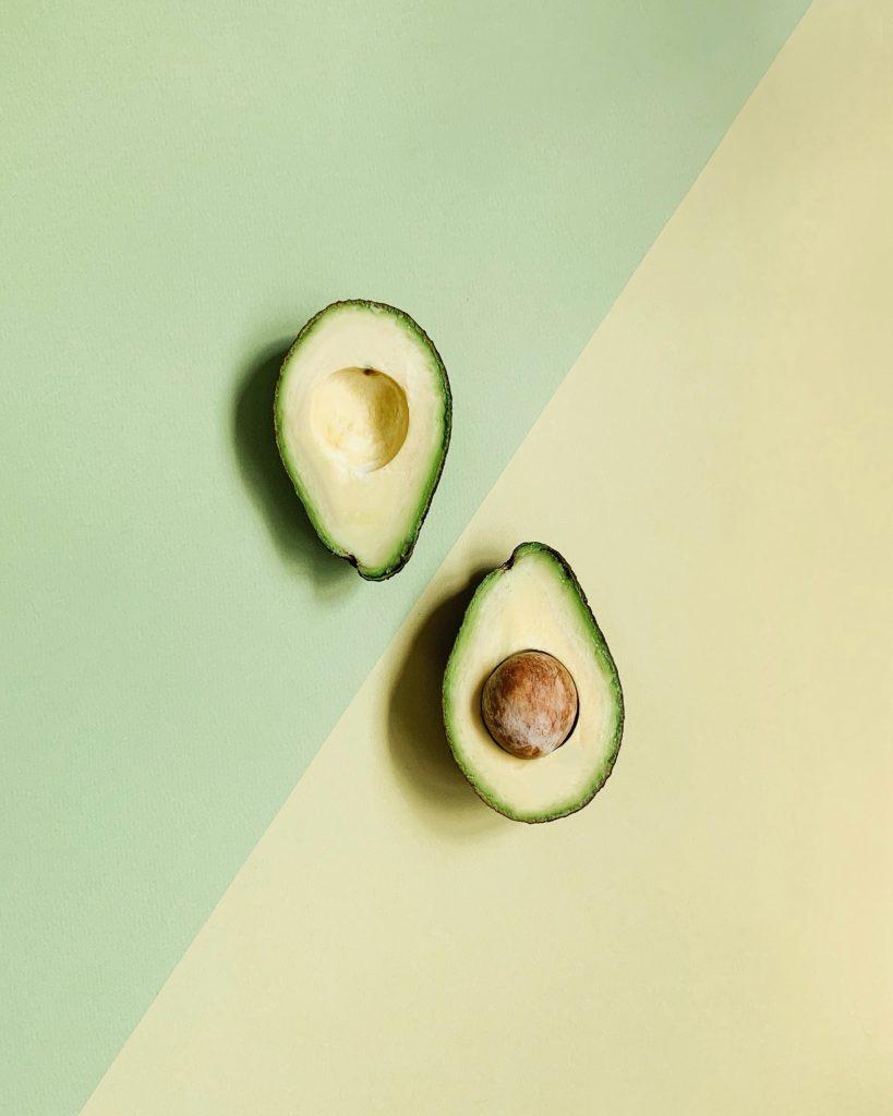 Avocado as brainpower snack