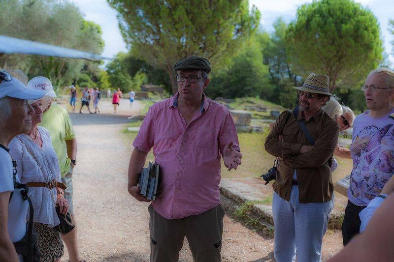 Sacred Earth Journeys writing retreat Greece Phil Cousineau