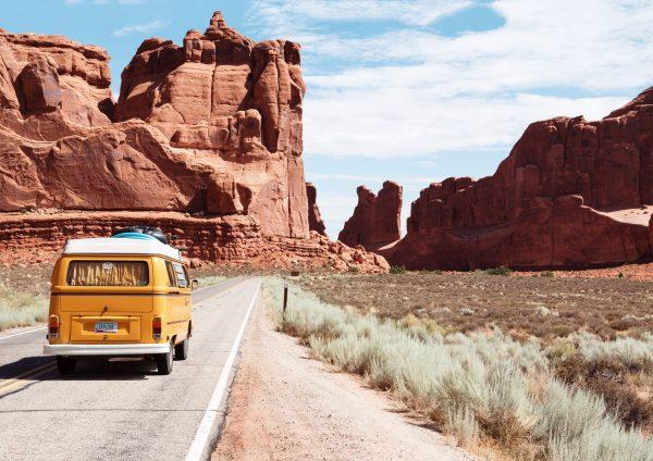 Adventurous Vacations road trip national park