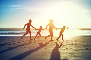 Family Travel can boost wellness and mindfulness