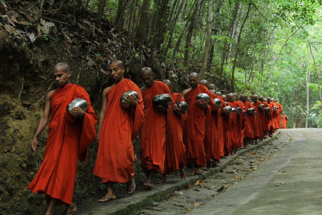 spirital journey in sri lanka