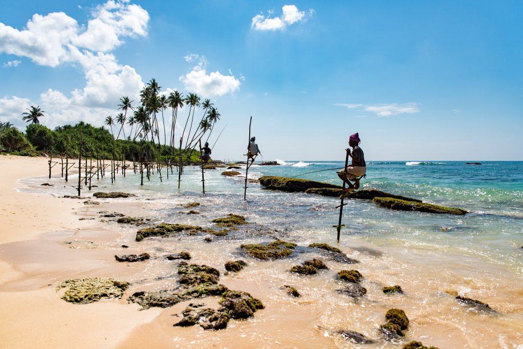 beaches offer spiritual journey in sri lanka